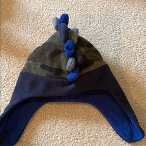 Camo Mohawk fleece hat - Gap